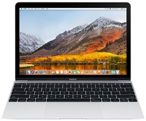 "Apple Macbook 12"" Intel Core m3 1.2 GHz / 8Gb / 256Gb / Prateado MNYH2 2017"