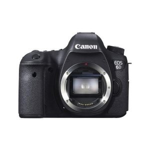 Câmera Canon EOS 6D somente corpo