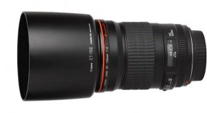 Lente Canon EF 135mm f/2L USM