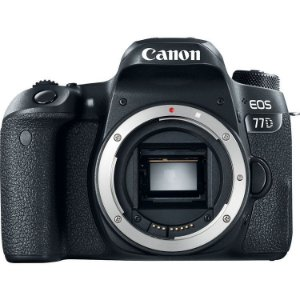 Câmera Canon EOS 77D somente corpo