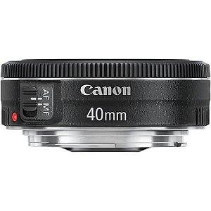 Lente Canon EF 40mm f/2.8 STM Pancake