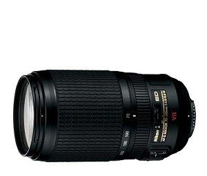 Lente Nikkor AF-S FX 70-300mm f/4.5-5.6G IF-ED VR