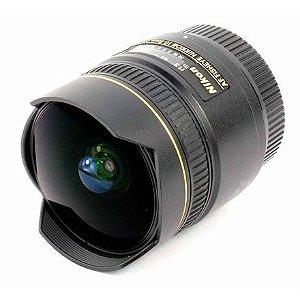 Lente Nikkor AF DX 10.5mm f/2.8G ED Fisheye