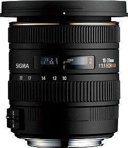 Lente Sigma DC 10-20mm f/3.5 EX HSM para Nikon