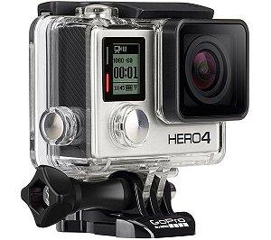 Câmera Filmadora GoPro Hero 4 Silver MotorSport CHDMY-401