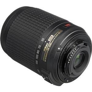Lente Nikkor AF-S DX 55-200mm f/4-5.6G ED VR II