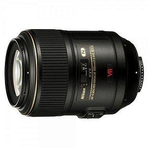 Lente Nikkor AF-S FX 105mm f/2.8G Micro IF-ED VR
