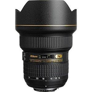 Lente Nikkor AF-S FX 14-24mm f/2.8G ED