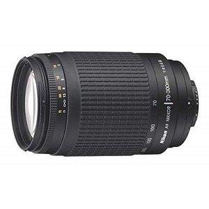 Lente Nikkor AF FX 70-300mm f/4-5.6G