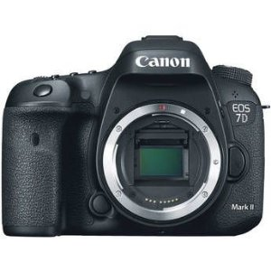 Câmera Canon EOS 7D Mark II somente corpo
