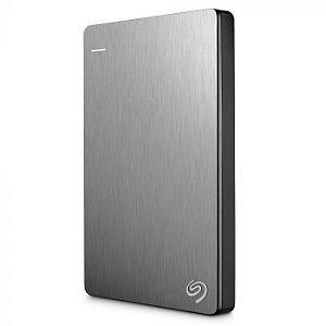 HD Externo Seagate Backup Plus Portátil 4TB Prata