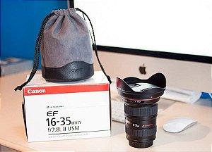 [USADO] Lente Canon EF 16-35mm f/2.8L II USM