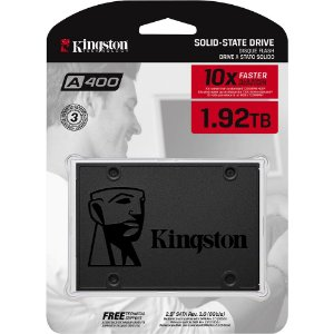 SSD Interno Kingston A400 SATA III 1.92TB