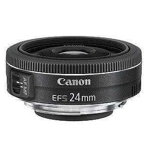 Lente Canon EF-S 24mm f/2.8 STM Pancake