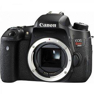 Câmera Canon EOS Rebel t6s somente corpo