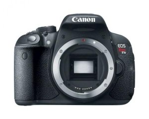 Câmera Canon EOS Rebel t5i somente corpo