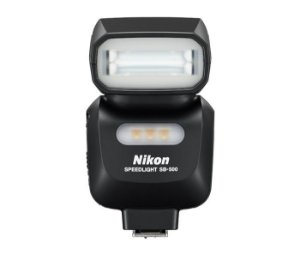 Flash Nikon Speedlight AF SB-500 iTTL