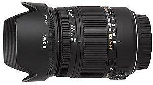 Lente Sigma DC 18-250mm f/3.5-6.3 OS para Canon
