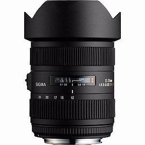 Lente Sigma DG 12-24mm f/4.5-5.6 para Nikon
