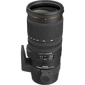 Lente Sigma DG 70-200mm f/2.8 APO OS HSM para Canon