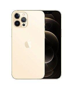 Celular iPhone 12 Pro Max 256GB Dourado