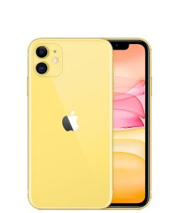 Celular iPhone 11 256GB Amarelo