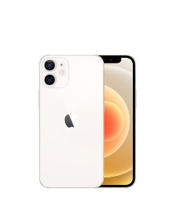 Celular iPhone 12 Mini 128GB Branco