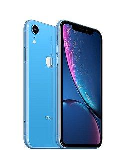 Celular iPhone XR 64GB Azul