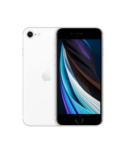 Celular iPhone SE 2020 64GB Branco