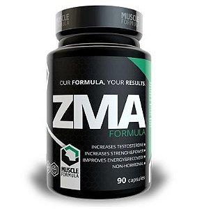 ZMA Muscle Formula - 90 cápsulas