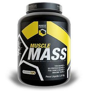 MUSCLE MASS - 3kg