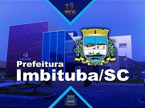 CURSO ONLINE PREF. IMBITUBA 2021 - EDITAL PUBLICADO - PSICÓLOGO(A)