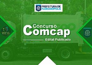 CURSO ONLINE : RETA FINAL COMCAP - GARI DE COLETA   - MATÉRIAS GERAIS E ESPECÍFICAS (( PROMOÇÃO DE VOLTA PARA OS ESTUDOS))