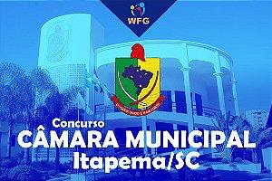 CURSO RETA FINAL ONLINE CÂMARA MUNICIPAL DE ITAPEMA-SC - ANALISTA LEGISLATIVO -  PÓS-EDITAL - Completo!- (( PROMOÇÃO DE VOLTA PARA OS ESTUDOS))