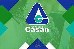 CURSO ONLINE CASAN - SUPERIOR  -  ASSISTENTE SOCIAL / ADMINISTRADOR  / ADVOGADO  -  PRÉ E PÓS EDITAL