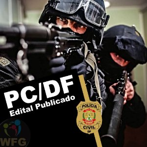 CURSO ONLINE RETA FINAL - POLÍCIA CIVIL - PC/DF - AGENTE DE POLÍCIA !  (( PROMOÇÃO DE VOLTA PARA OS ESTUDOS))