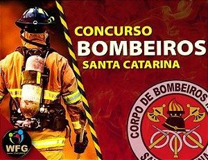 CURSO ONLINE SOLDADO BOMBEIROS / SC - EXTENSIVO ATÉ A DATA DA PROVA (( PROMOÇÃO FIM DE ANO WFG))