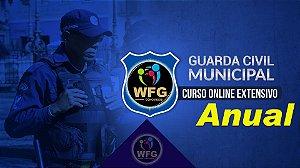 CURSO ONLINE GUARDA MUNICIPAL ANUAL - Estude para todos com um só acesso!