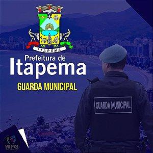 CURSO ONLINE PREF. ITAPEMA  - GUARDA MUNICIPAL / GUARDA ARMADA  - Nível Médio 50 vagas!