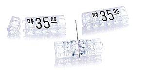 Kit de Preços (255 Peças) - Cristal com Preto