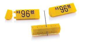 Kit de Preços 510 Peças (Amarelo com Preto)
