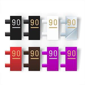 Pacote Avulso c/ 30 Unidades - Cores Especiais - 90  (Centavos)