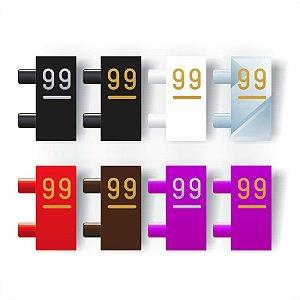 Pacote Avulso c/ 30 Unidades - Cores Especiais - 99  (Centavos)