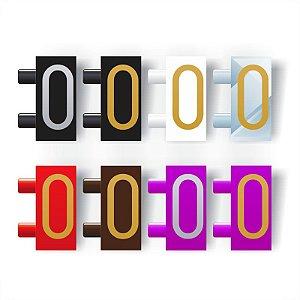 Pacote Avulso c/ 30 Unidades - Cores Especiais - Nº0