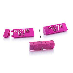 Kit de Preços (170 Peças) - Pink com Prata
