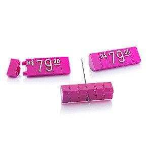 Kit de Preços (170 Peças) - Pink com Dourado