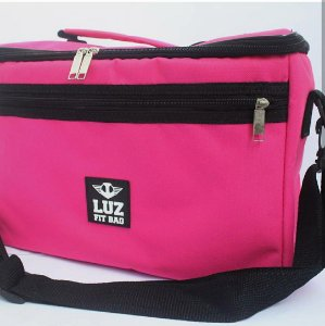 Luz Fit Bag - Pink ( DOUBLE ICE )