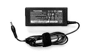 Fonte Para Notebook Toshiba 19 Volts / 4.74 Amp / 90W