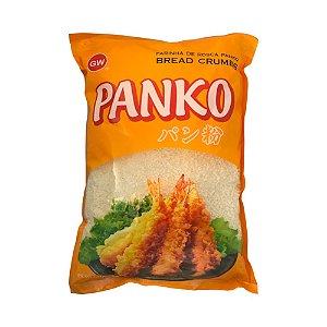 Farinha de Rosca Panko 1kg - GW