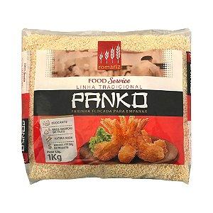 Farinha de Rosca Panko 1kg - Romariz